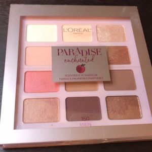 L'Oréal paradise enchanted New eyeshadow palette